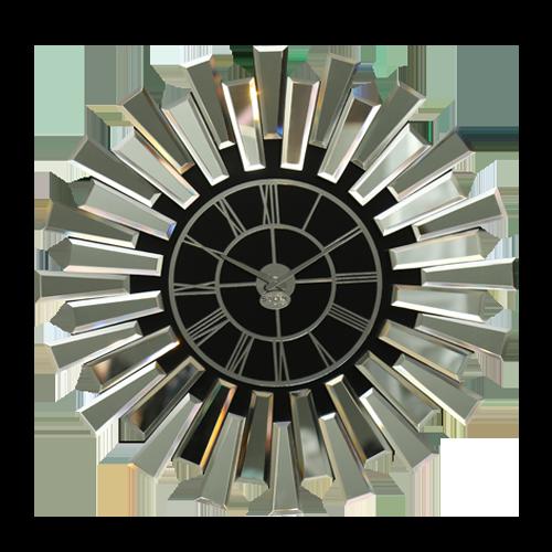 ساعت دیواری لوکس خورشیدی