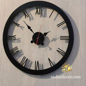 ساعت دیواری چوبی ویتا